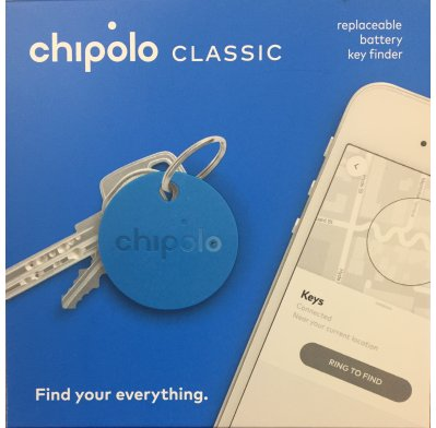 Porte clés connecté bluetooth CHIPOLO