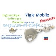 Clef Vigie Mobile
