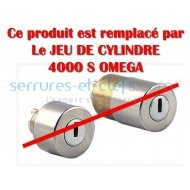 Jeu de Cylindre Keso 2000 / 2000 S / 2000 S Omega