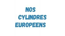 TOUS LES CYLINDRES EUROPEENS